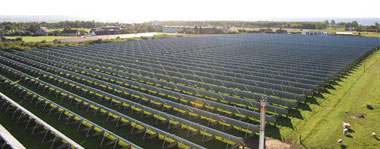 Solar heating represents a great potential